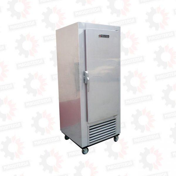 Refrigeradora conservadora vertical 1 puerta con 2 parrillas