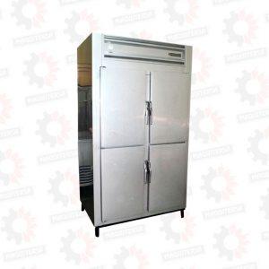 Refrigeradora vertical conservadora 4 puertas